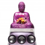 The Blissful Buddha (Sittin' on Chrome)