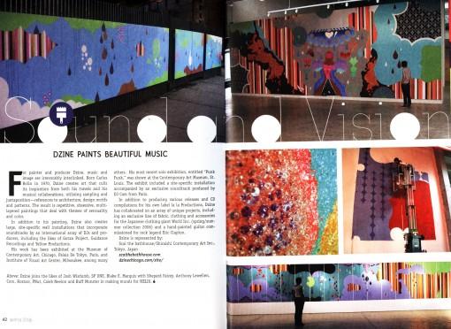 Sound and Vision: Dzine Paints Beautiful Music