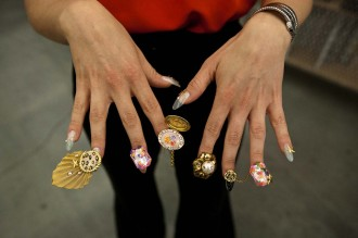 Salon Culture: Dzine Brings Nail Art to a New Level