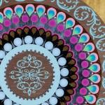 Untitled (Mandala Crest)
