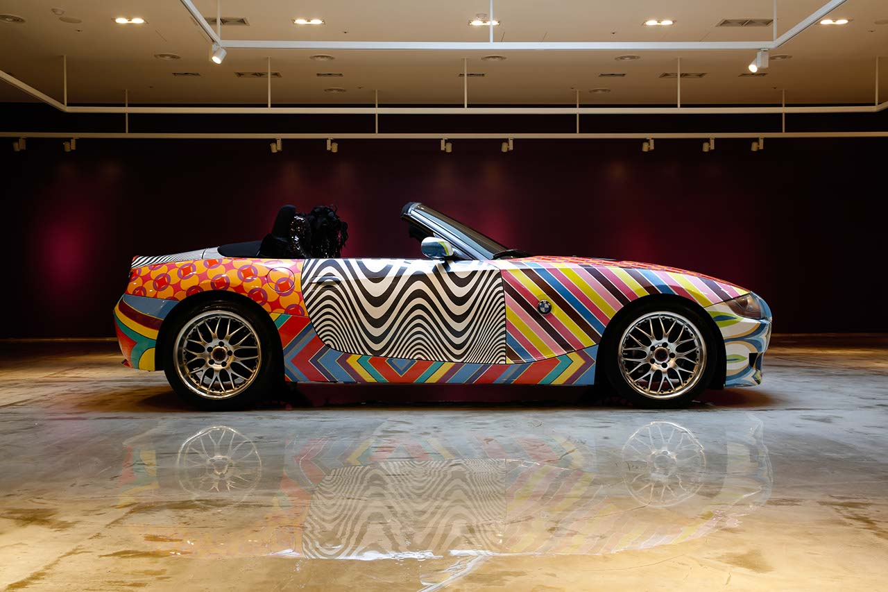 Zoetrope (customized BMW Z4)