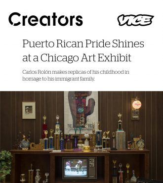 Puerto Rican Pride Shines at a Chicago Art Exhibit