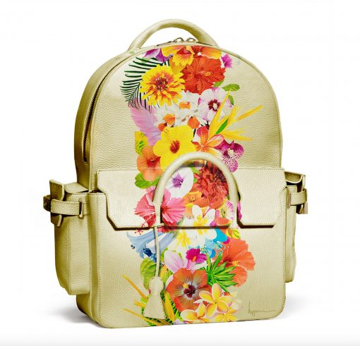 Dzine Gild The Lily Backpack