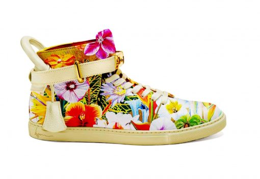 Dzine Gild The Lily Sneaker