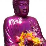 The Blissful Buddha (Sittin' on Chrome)