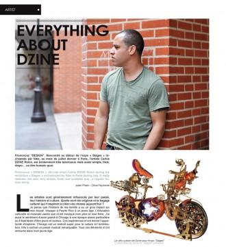 Everything About Dzine
