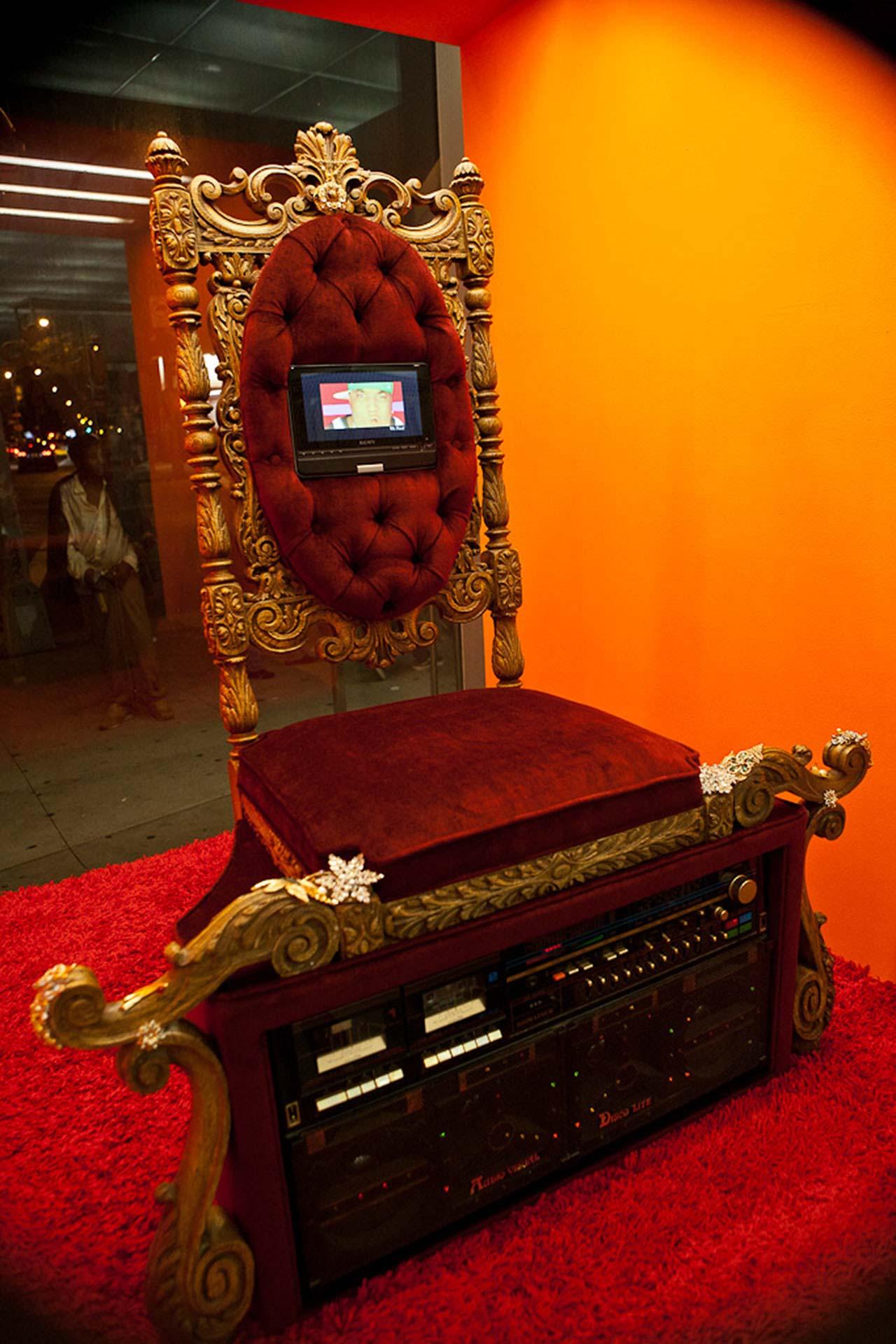 Untitled (Throne)