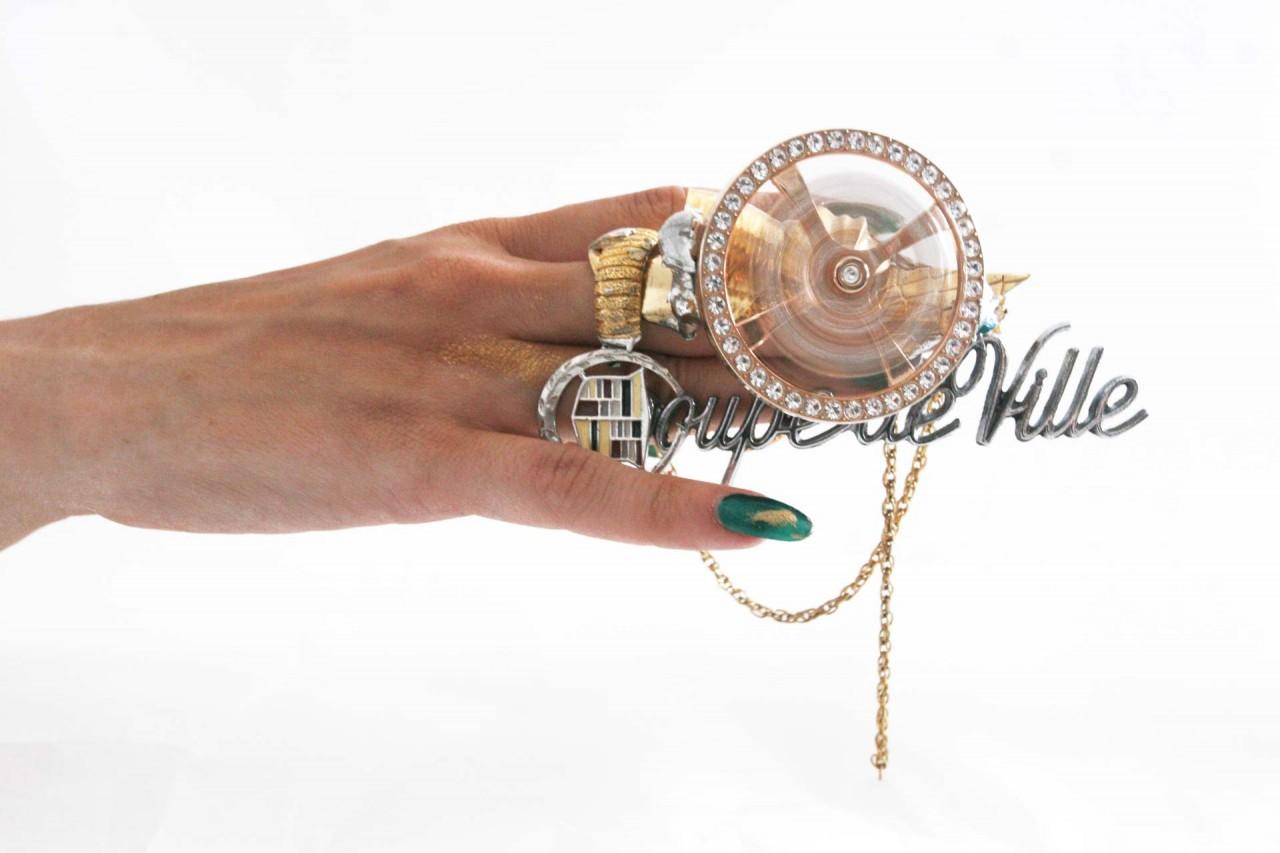 Coupe De Ville (Middle Finger Ring For Ex Lovers)