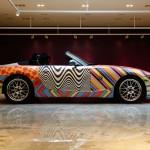Zoetrope (customized BMW Z4)