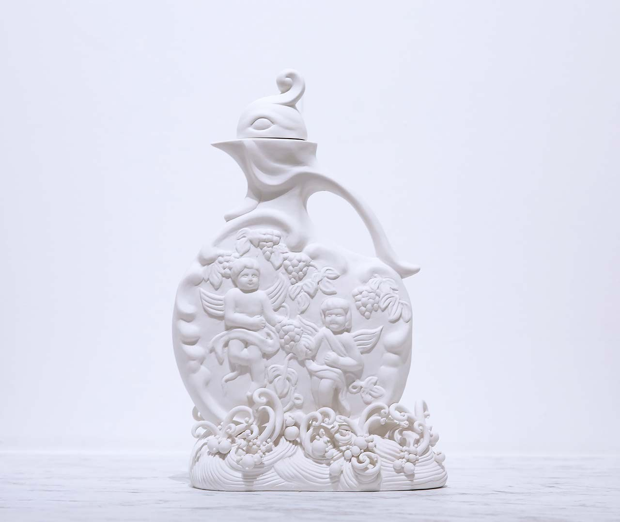 Remnants from Father (Rooster Decanter)