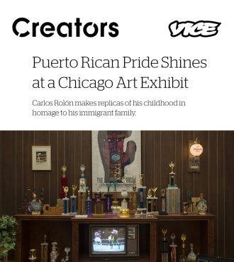 Puerto Rican Pride Shines at a Chicago Art Exhibit