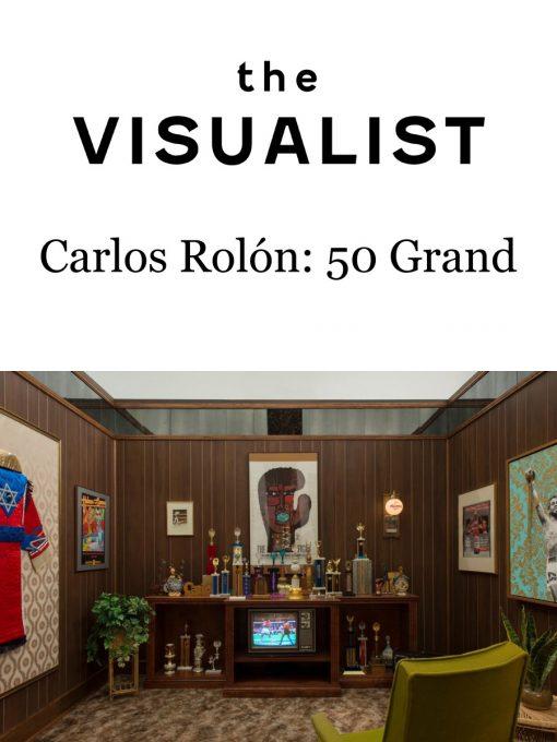Carlos Rolón: 50 Grand