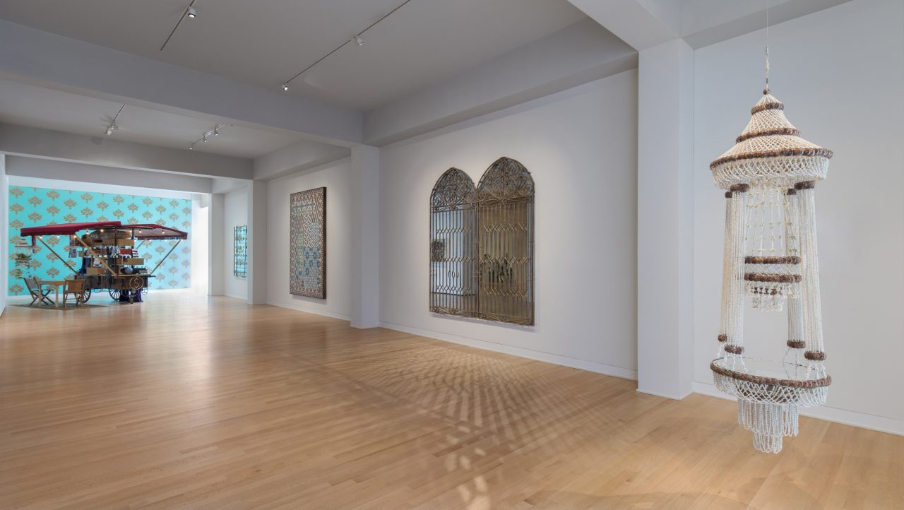 Installation view: Outside/In, New Orleans Museum of Art